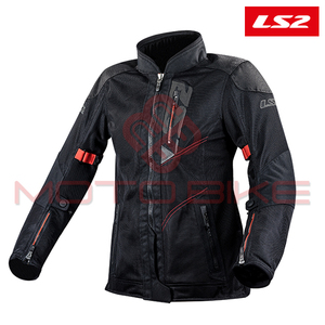 Jakna LS2 ALBA LADY LIGHT BLACK M