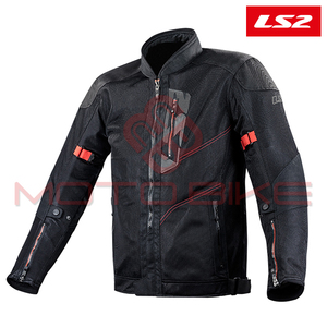 Jakna LS2 ALBA MAN BLACK XL